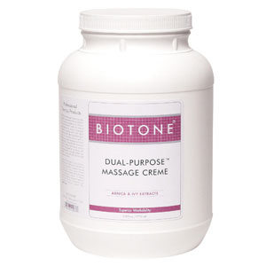 Biotone Dual Purpose Cream 128oz.