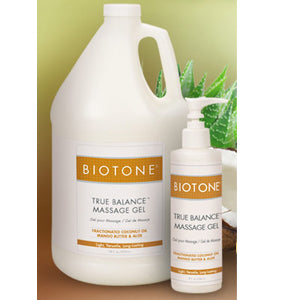 Biotone True Balance Massage Gel 8 oz.