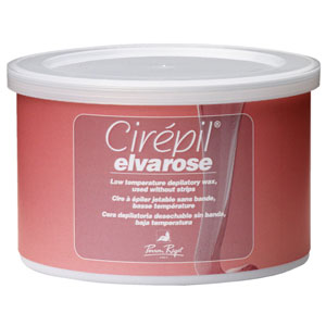 Cirepil ElvaRose Stripless Wax 400g Tin
