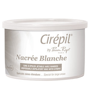 Cirepil Nacree Blanche Strip Wax Tin 400g