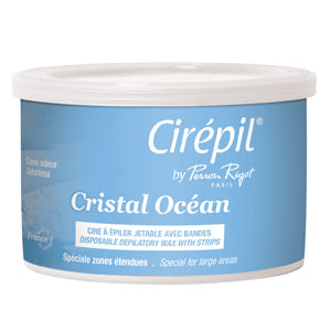 Cirepil Cristal Ocean Strip Wax Tin 400 g