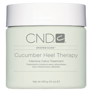CND Cucumber Heel Therapy-15 oz.