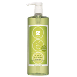 CND Citrus Milk Bath 33 oz.