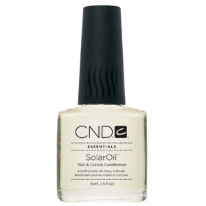 CND Solar Oil .5 oz. 16-pk Display
