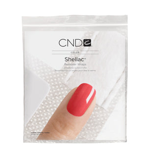 SHELLAC Remover Wrap Pack 250pk