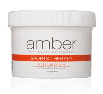 Cream - Sports Therapy Massage Cream 8 oz