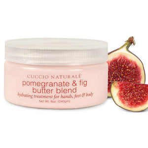Cuccio Pomegranate & Fig Butter 8 oz