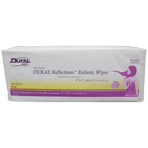 Dukal Cotton Esthetic Wipe 4 x 4 200 ct