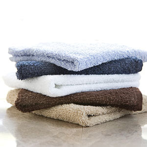 Diamond Towel Brown Wash Cloths 13x13