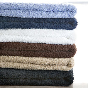 Diamond Towel Navy Hand Towels 15x25