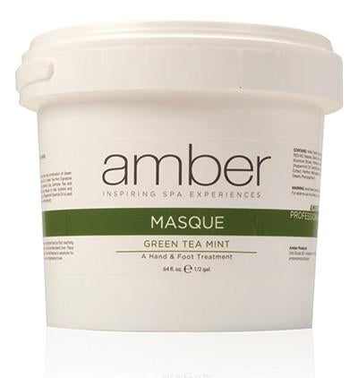 Calming Hand/Foot Masque Green Tea Mint - 64 oz.