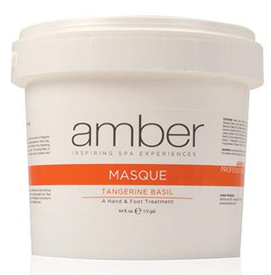 Calming Hand/Foot Masque Tangerine Basil 64 oz.