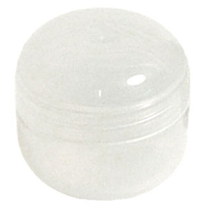 Jar and Cap for Samples (100 per pack)