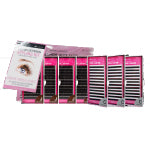Synthetic Mink Lash Kit C-Curl