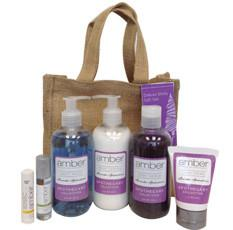 Deluxe Body Gift Set Lavender
