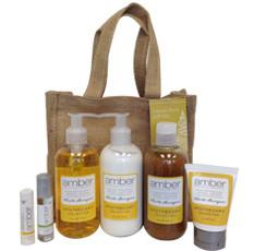 Deluxe Body Gift Set Vanilla Lemongrass