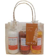 Everyday Body Gift Set Tangerine Basil