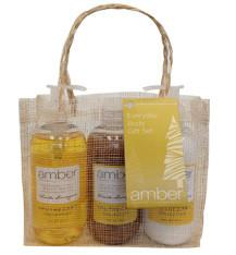 Everyday Body Gift Set Vanilla Lemongrass