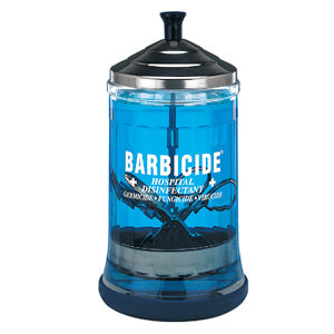 Barbicide Jar - Medium Manicure