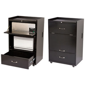 Designer Trolley,Pull Out Top Drawer