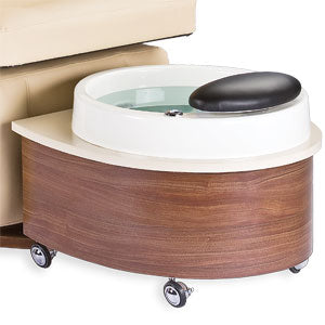 Sanijet Roll-Up Footbath