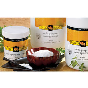 Lotus Touch Multi-purpose Cream 64 oz