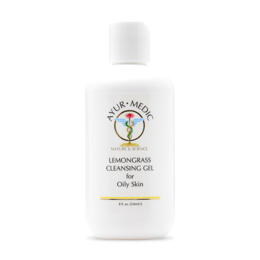 Ayurmedic Lemongrass Cleansing Gel 8oz.