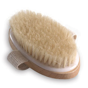 Boar Brush with Strap