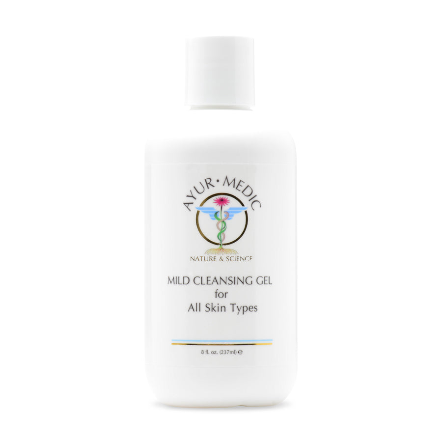 Ayurmedic Mild Cleansing Gel 8 oz