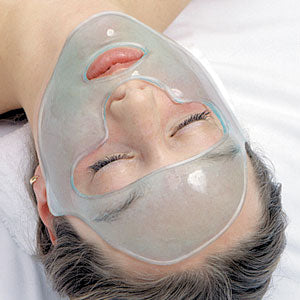 NatraGel Facial Rejuvenation Mask with Green Tea, Aloe and Vitamin E