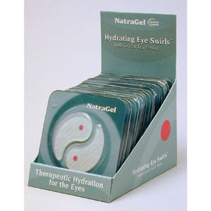 NatraGel Eye Swirls w/ Green Tea & Aloe