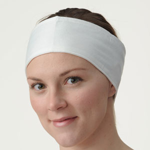 Disposable Deluxe Headbands 10pk.