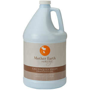 Mother Earth Calchaquis Valley Grapeseed Oil 126oz