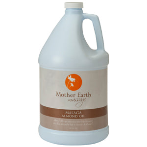 Mother Earth Malaga Almond Oil 126oz
