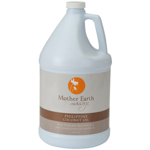 Mother Earth Philippine Coconut Oil 128oz