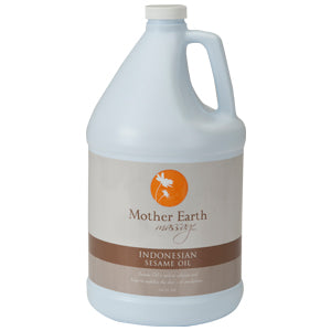Mother Earth Indonesian Sesame Oil 128oz