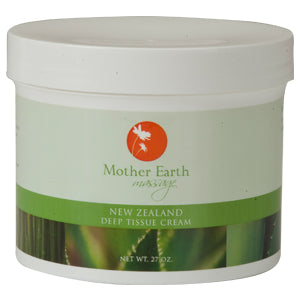 Mother Earth Deep Tissue Cream 32oz