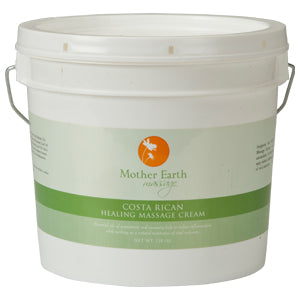 Mother Earth Healing Massage Cream 128oz