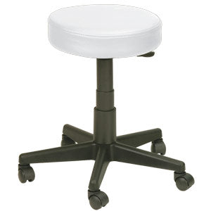 ME White Technicians Stool
