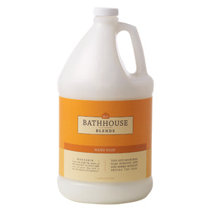 Bathhouse Mandarin Hand Soap 1 Gal