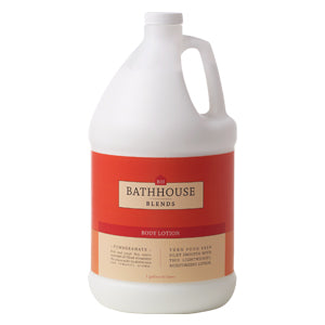 Bathhouse Pomegranate Body Lotion 1 Gal