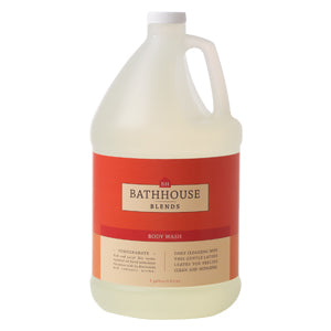 Bathhouse Pomegranate Body Wash 1 Gal
