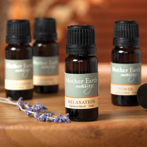 Mother Earth Stress-Relief Essential Oil 10ml
