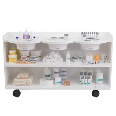 Spa Bar - 2 Bay (includes 2 Pods or Bowls)