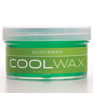 Cucumber Cool Wax 6oz.
