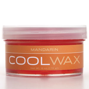 Mandarin Cool Wax 6oz