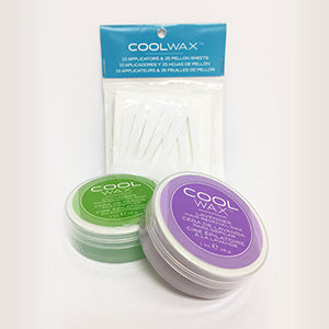 Cucumber & Lavender Cool Wax Set