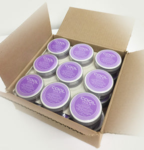 Cool Wax Lavender Hair Removal 27 -1 oz. Containers