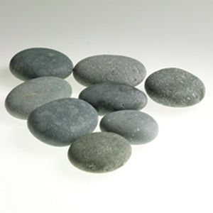 Cold Aqua Stones Set of 8