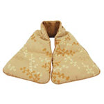 Soulage Asian Blossom Gold Neck Wrap